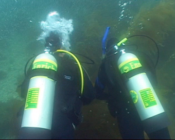 Enriched Air (Nitrox) Diving - Nitrox Divers