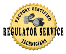 Diving For Fun - Certified Regulator Repair