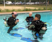 Open Water Diver Course - Tampa, FL
